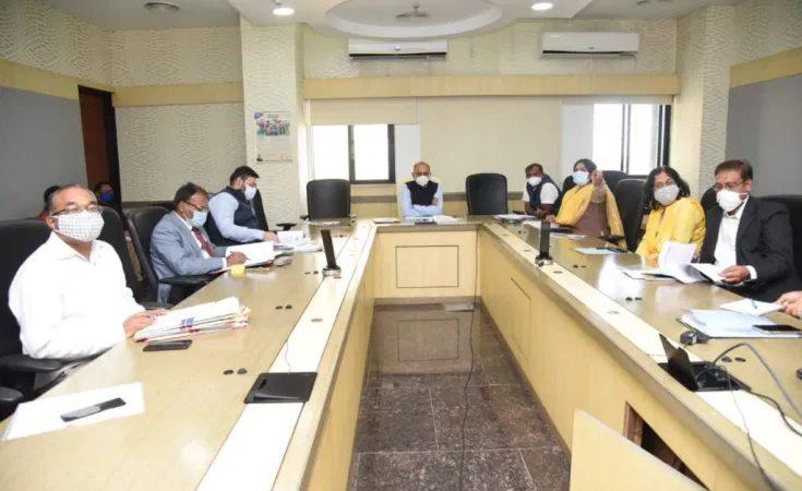 छत्तीसगढ़ में कोविड-19 टीकाकरण की शुरूआत 16 जनवरी से: सभी तैयारियां पूर्ण