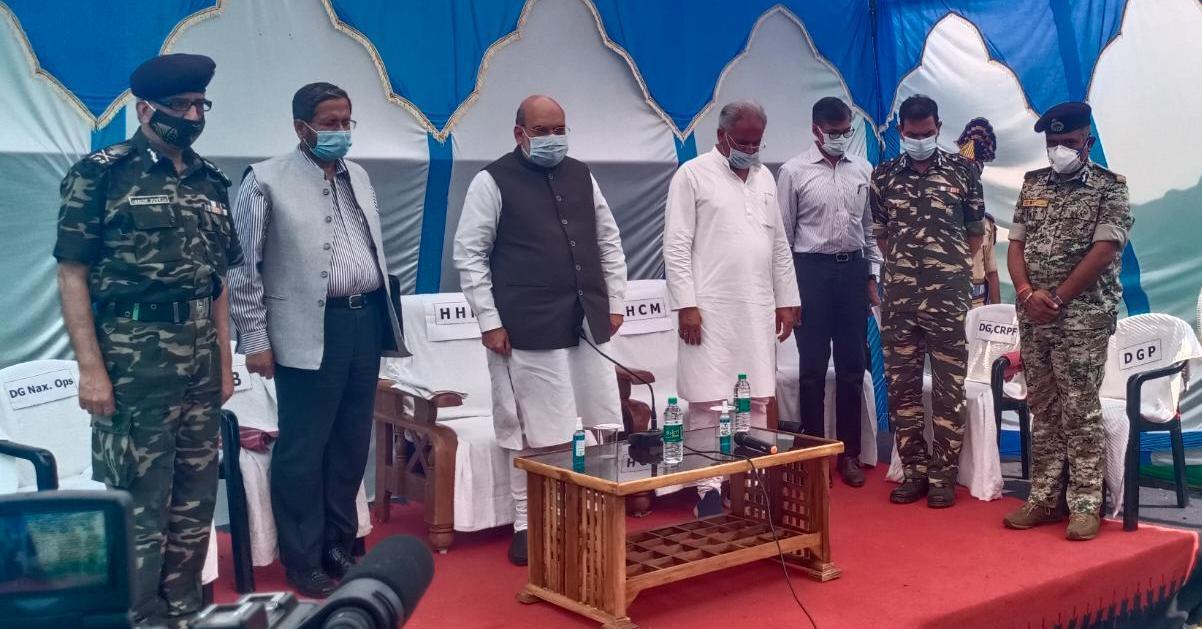 नक्सलियों के खिलाफ लड़ाई को और बेहतर रणनीति के साथ लड़ा जाएगा : मुख्यमंत्री