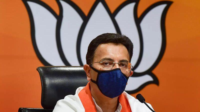 बीजेपी में जाते ही जितिन प्रसाद का दिग्विजय सिंह पर हमला, बताया पाकिस्तानपरस्त