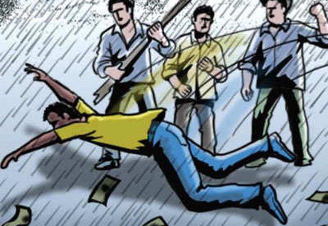 असम: गाय चोर होने के शक में गुस्साई भीड़ ने एक व्यक्ति को पीट-पीट कर मार डाला