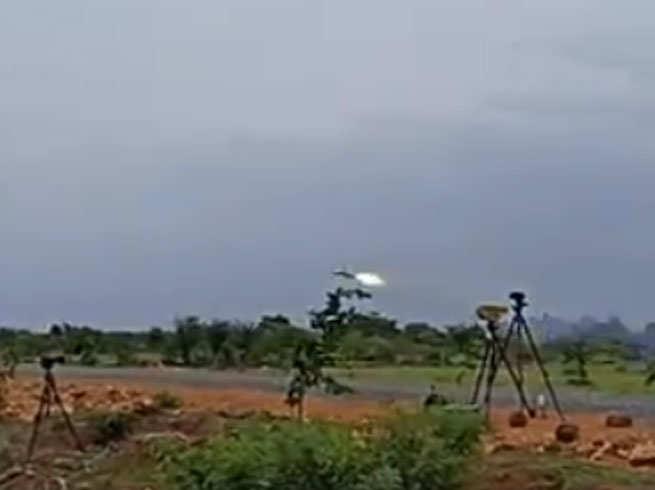 DRDO ने स्वदेशी ऐंटी टैंक मिसाइल को किया टेस्ट, कंधे से किया जा सकेगा फायर