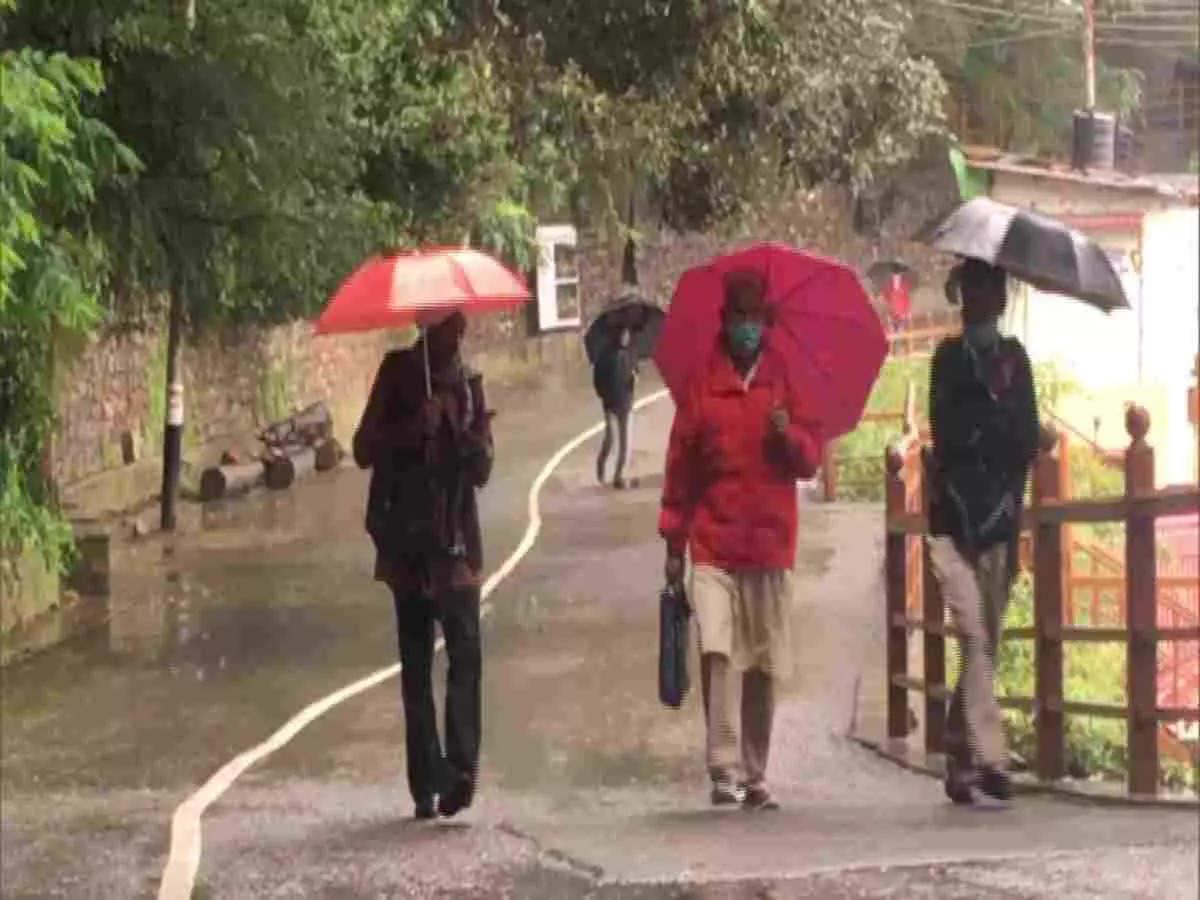 मौसम विभाग की भविष्यवाणी, दिल्ली समेत उत्तर भारत के इन इलाकों में हो सकती है तेज बारिश