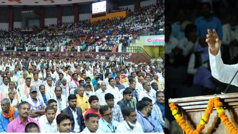 मुख्यमंत्री बघेल ने प्रदेश में शाकम्भरी जयंती-छेर-छेरा पुन्नी पर सार्वजनिक अवकाश की घोषणा की