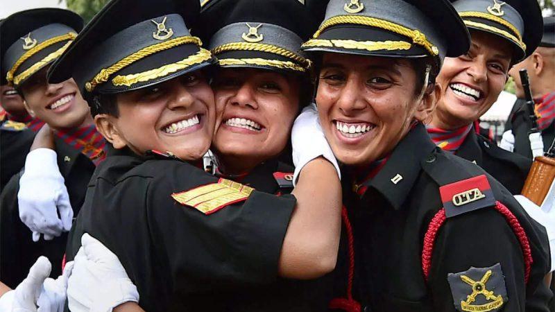 39 महिला आर्मी ऑफिसरों को परमानेंट कमीशन,7 दिनों में आदेश पारित करे केंद्र