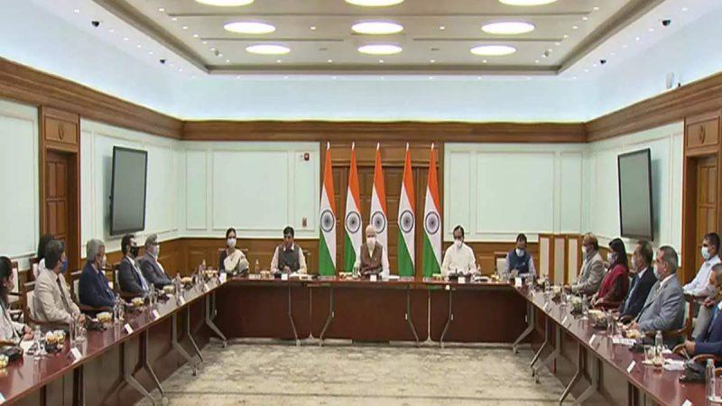 'PM ने बनाया 100 करोड़ वैक्सीनेशन को मुमकिन'… मोदी के साथ बैठक के बाद एक सुर में बोले वैक्सीन मैन्यूफैक्चरर्स