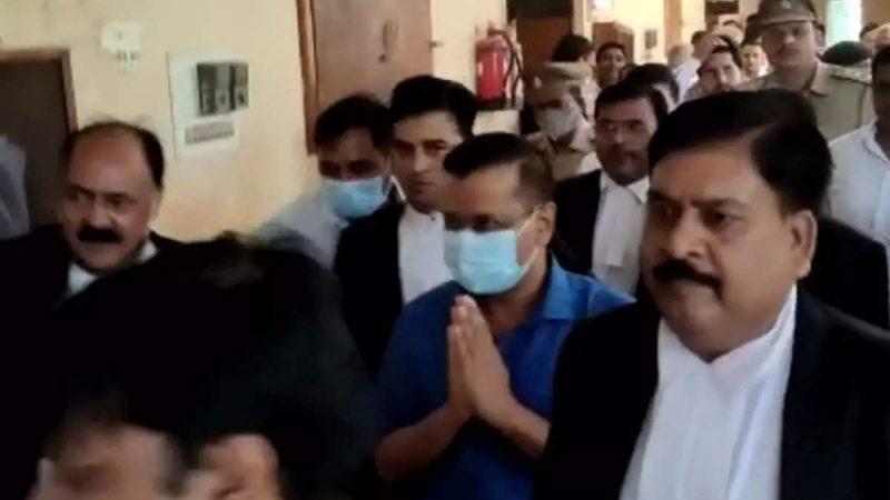 सुलतानपुर की कोर्ट में क्यों पेश हुए दिल्ली के CM केजरीवाल? जानें पूरा मामला